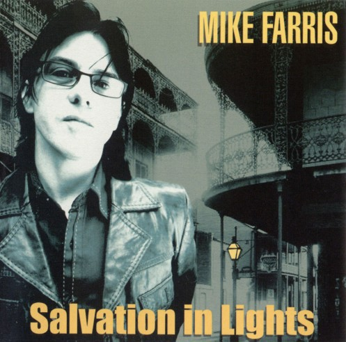 Mike Farris - Salvation In Lights - Front