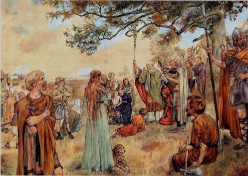 9 Ludger predikt